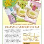 北町逸ピン!vol.21 茶の丸美屋のオリジナル緑茶