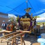 氷川神社秋季例大祭斎行。。。